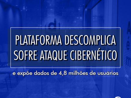Plataforma Descomplica sofre ataque cibernético e expõe dados de 4,8 milhões de usuários