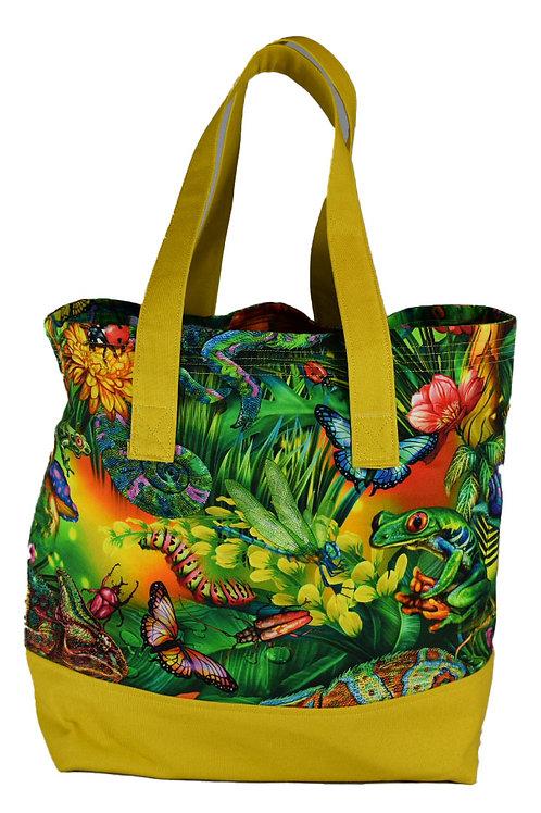 Jungle Bug Tote Bag