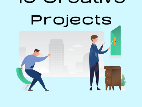 10 Creative Projects for Remote Learning