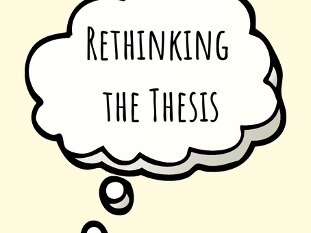 Rethinking the Thesis Statement