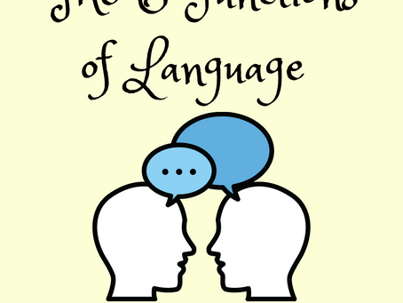 The 6 Functions of Language