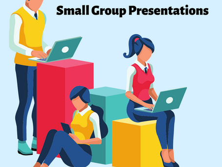 5 Tech Tools for Small Groups and Presentations