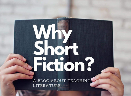 Why Short Fiction?