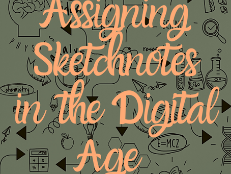 Sketchnoting in the Digital Age