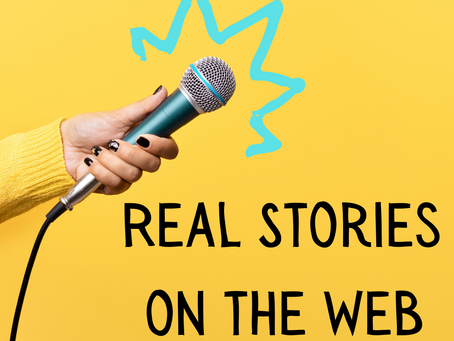 Where to Find Real Stories on the Web