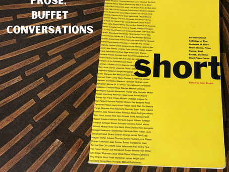 Bite-sized Prose, Buffet Conversations