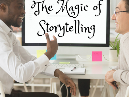 The Magic of Storytelling: Real and Fictional