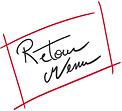 Bouton retour au menu