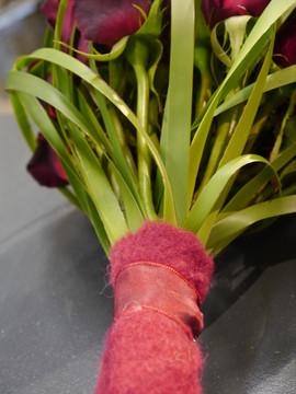 Brautstrauss Typha