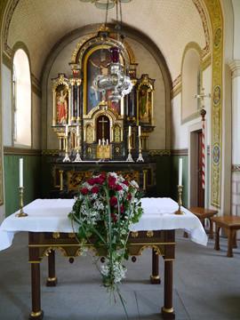 Altargesteck Tropfen