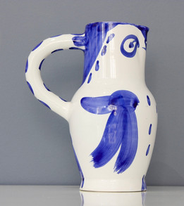 """Pablo Picasso - """"Hibou"""" (1954)"""