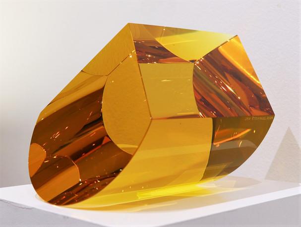tavené sklo | melted glass