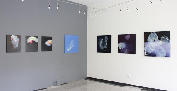 """Libor Antl - autorská výstava """"Spectra"""" (2018)"""