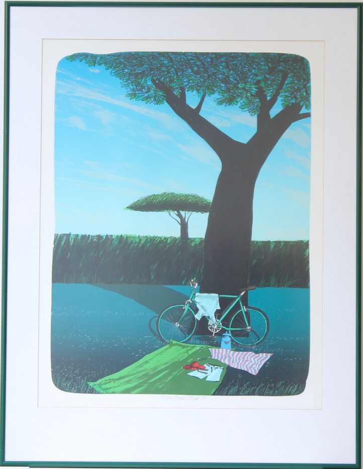 Piknik s bicyklem