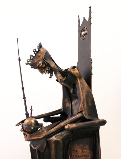 Karel IV. - detail