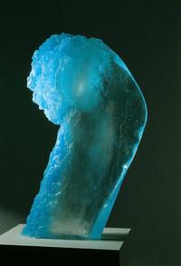 Blanka Adensamová - tavené studiové sklo