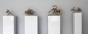 """Igor Kitzberger - výstava """"V pohybu"""" 2019"""