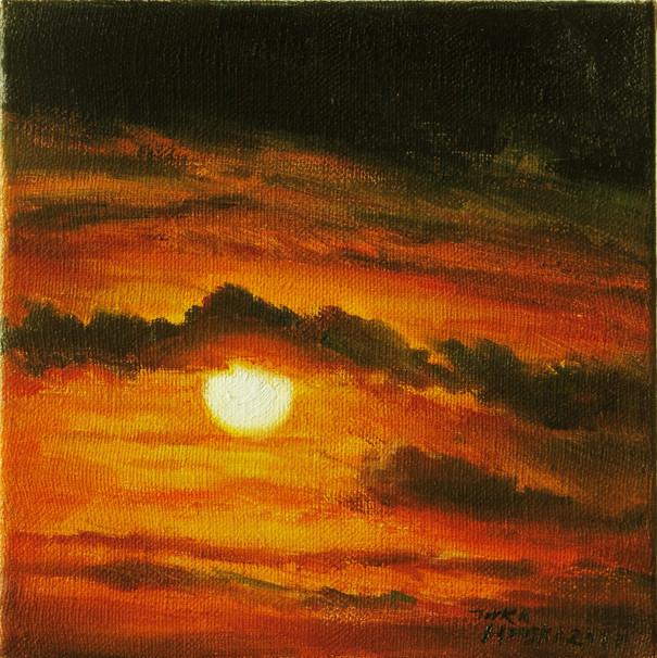 Miniaturní Západ | Miniature Sunset