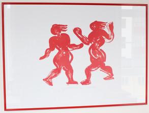 Červené ženy