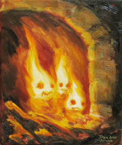 Krboví bůžci   Fireplace Gods