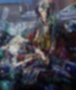 pavel vasicek - obraz plastic people, 10
