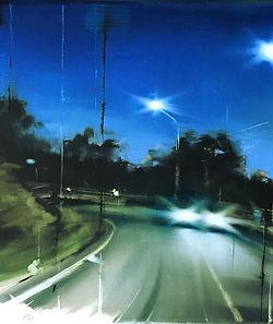 tomas spevak - obrazy v knupp gallery pr