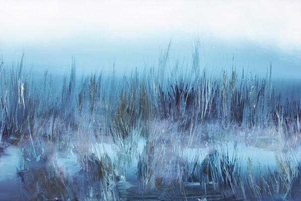 Blue Swamp - detail