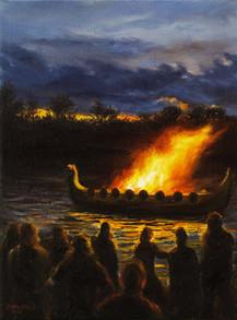 Ohně Varjagů | Varjag Fire