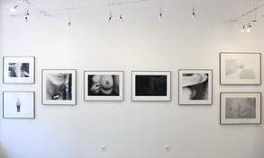 """autorská výstava """"Svátost těla"""", 2018"""