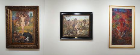 sbírka galerie
