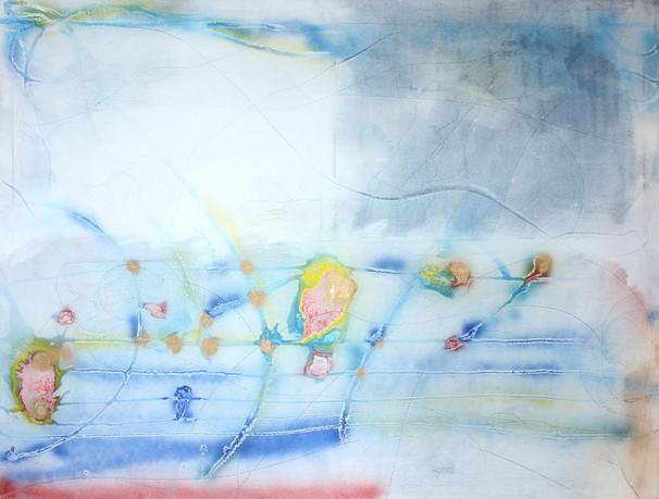 Podmořská krajina | Submarine Landscape