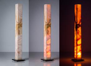 Onyxová lampa I. / Onyx Lamp I.
