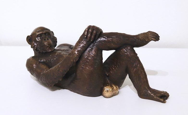 denis defrancesco king kong balls, bronz