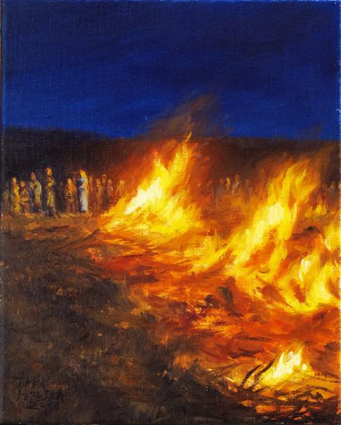 Ohně Slovanů   Slavic Fire