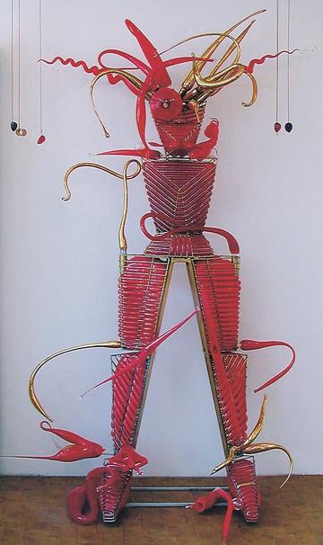 Červený robot | Red Robot