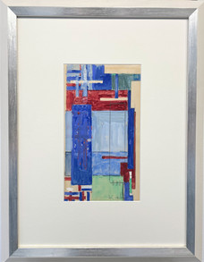 František Kupka - abstraktní kompozice
