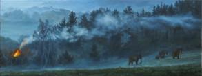 Mamuti a kouř | Mamooths And A Smoke