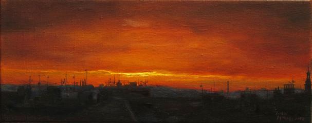 Těsně po západu | Right After The Sunset