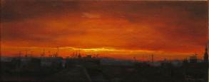 Těsně po západu   Right After The Sunset