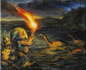 Vyhlížení sauropodů   Lookout To Sauropods