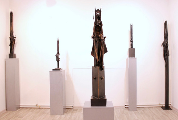 "Igor Kitzberger - výstava ""Collezione"""