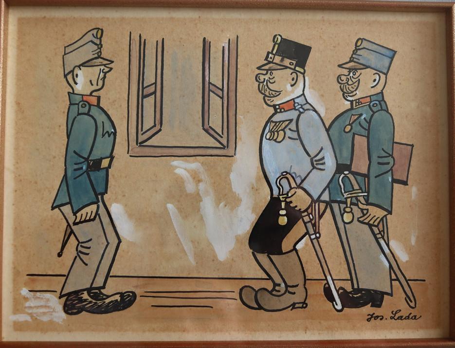 Vojáci | Soldiers