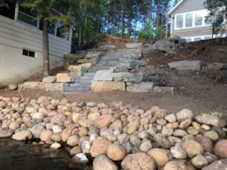 Shoreline restoration in Lakewood