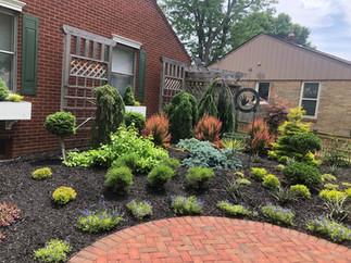 Bedcare after Lowney's Landscaping