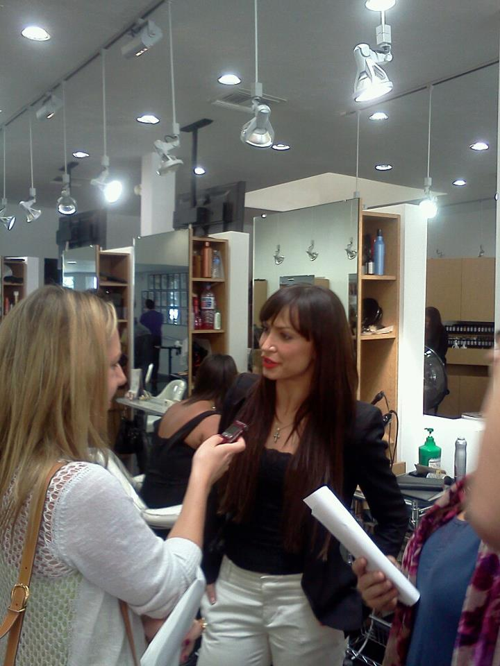 Karina Smirnoff @ Beauty For A Cause