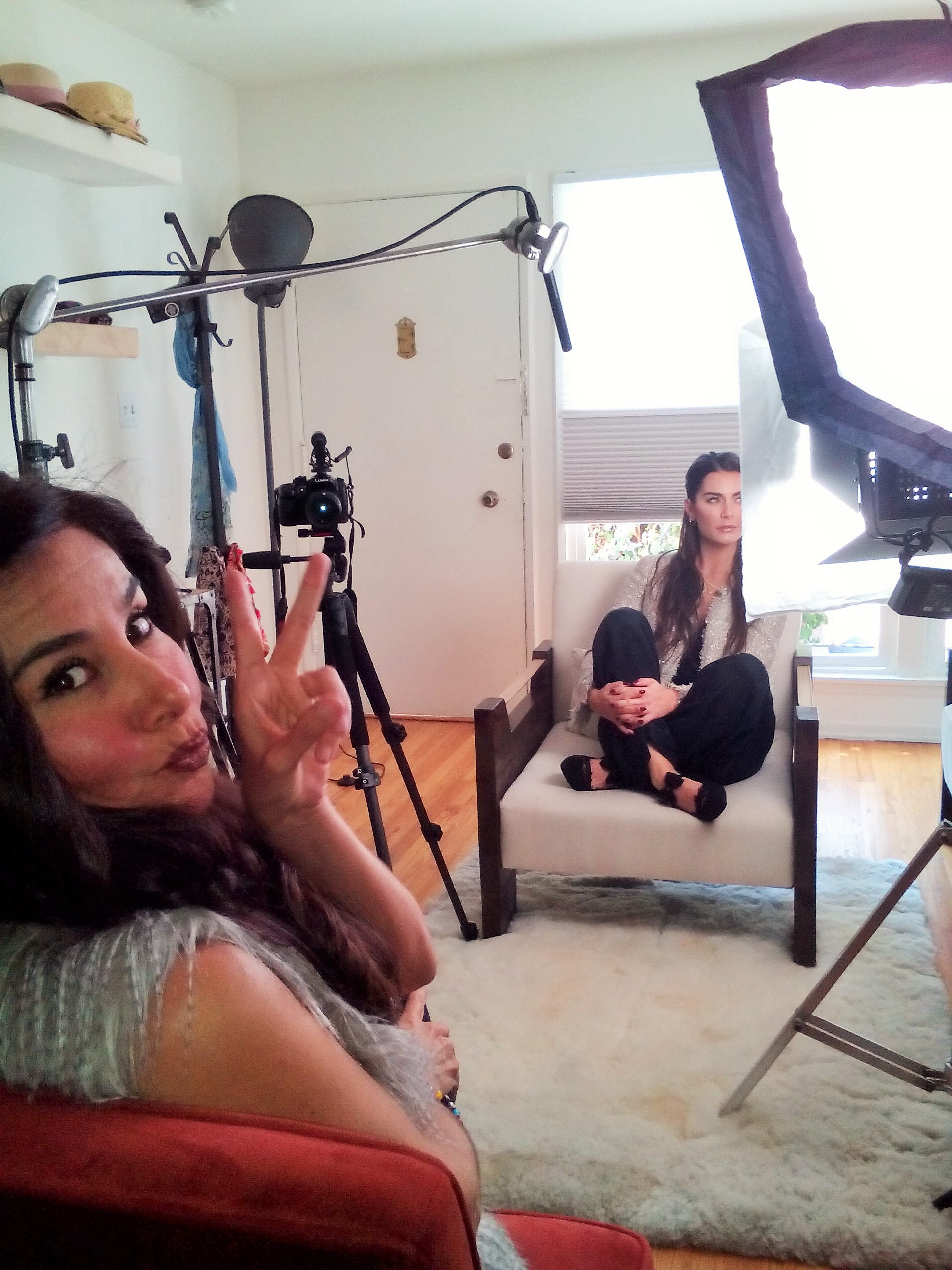 Interview w/ Michala fashion blogger
