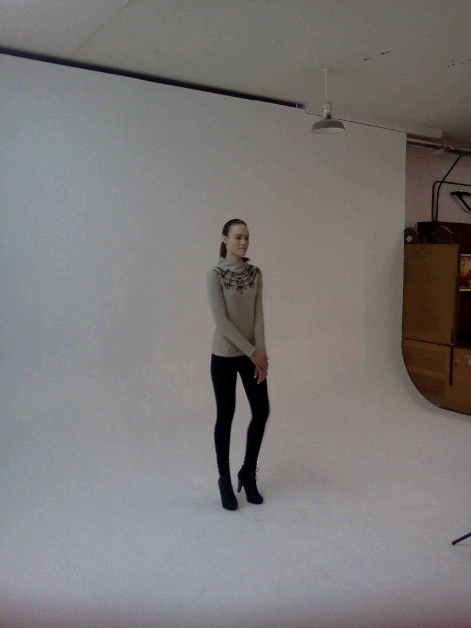 Fashion Shoot, Behind-the-scenes