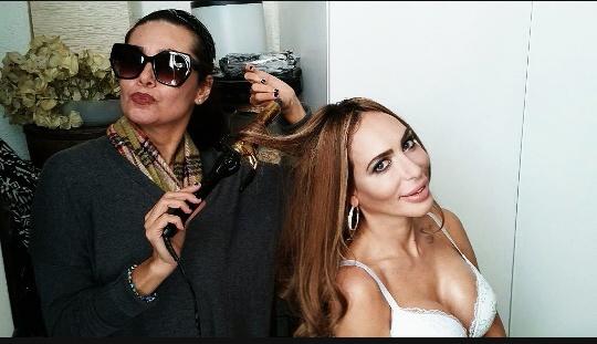 Calendar Shoot Hair & Make up
