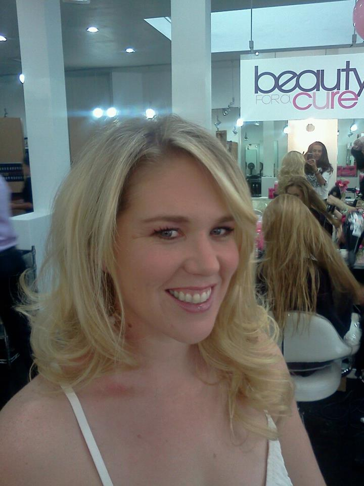 Beauty For a Cause After Shot