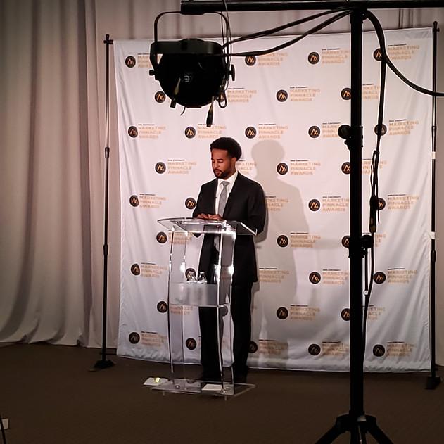 AMA Awards @ EE's Black Box Studio